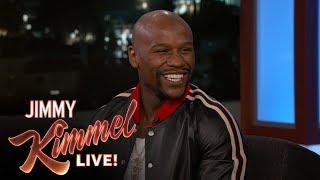Video Jimmy Kimmel & Floyd Mayweather Analyze Fight Prop Bets MP3, 3GP, MP4, WEBM, AVI, FLV Oktober 2018