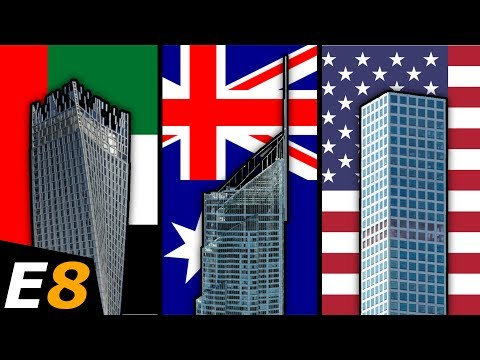 Video Top 10 Tallest Residential Buildings in the World (2017) download in MP3, 3GP, MP4, WEBM, AVI, FLV January 2017