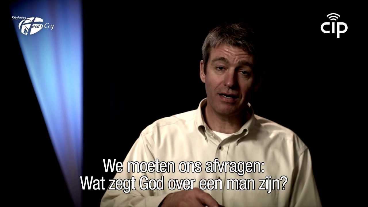 De noodzaak van verandering – 7. Wat is bijbelse mannelijkheid?