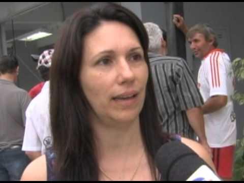Florianópolis - Agência explode em Vidal Ramos