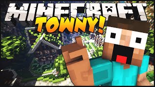 Minecraft Towny Server - Open for Business!
