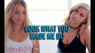 Video Taylor Swift - Look What You Made Me Do (Andie Case & Emma Heesters Cover) MP3, 3GP, MP4, WEBM, AVI, FLV Maret 2018