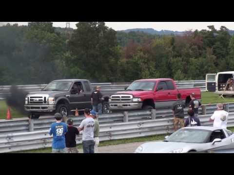 Cummins vs. Powerstroke