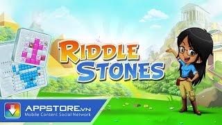 [iOS Game] Giải giải đố cực thú vị với Riddle Stones - AppStoreVn, tin công nghệ, công nghệ mới