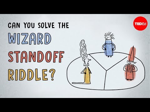Can You Solve the Wizard Standoff Riddle