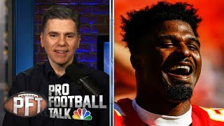San Francisco 49ers pick up major asset in Dee Ford | Pro Football Talk | NBC Sports