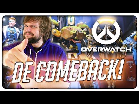 INSANE COMEBACK in OVERWATCH! (видео)