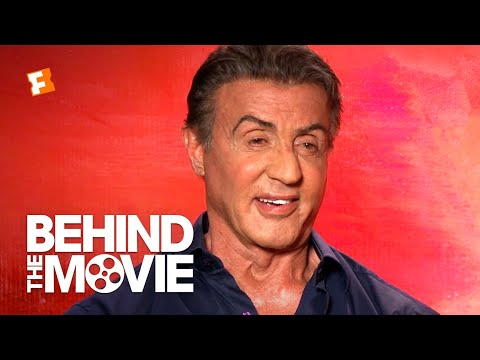 Sylvester Stallone Reveals Which Characters He'd Like to Play Again | 'Rambo: Last Blood' Interview