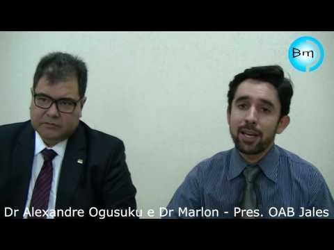 O.A.B de Jales pleiteia Farmácia da CAASP.