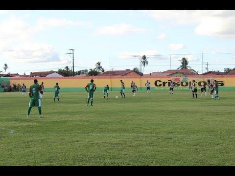 2º gol do Gangu em vitória por 2 a 1 contra o Botafogo em Crisópolis