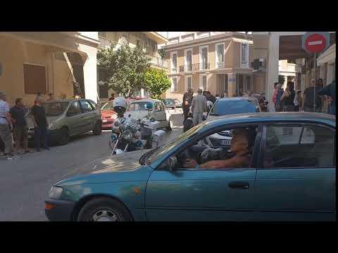 Video - Καταδίωξη 55χρονου από αστυνομικούς στο κέντρο της Πάτρας- Αρνήθηκε έλεγχο και τους... έβρισε!