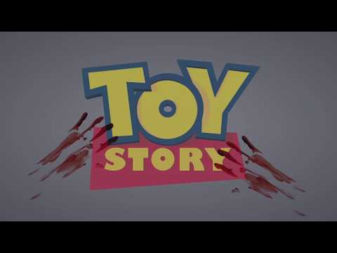 Toy Story as a Horror Film