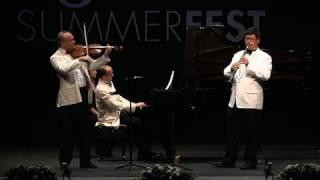 Mozart, The Sublime Spirit - La Jolla Music Society SummerFest 2011