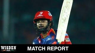 Classy Iyer gives Delhi win