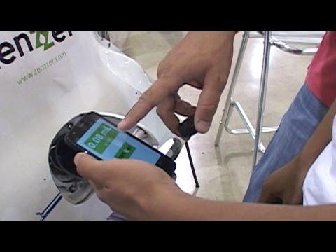 Yucatecos crean app para medir los litros de gasolina