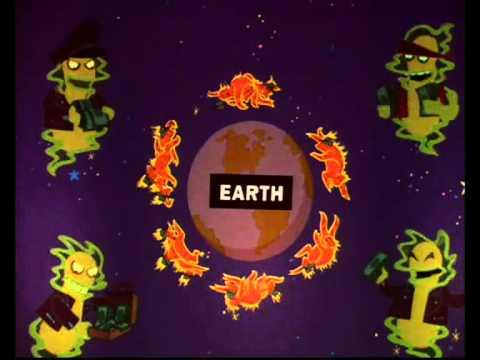 Animated Theory Global Warming