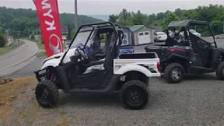 8. New 2019 Kymco UXV 700i for sale in Kingwood WV