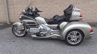 9. 2002 Honda Goldwing Trike