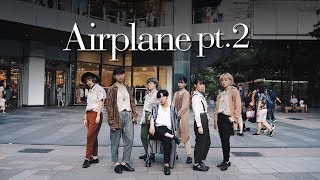 Video [KPOP IN PUBLIC CHALLENGE] BTS(방탄소년단) _ Airplane pt.2 Dance Cover by DAZZLING from Taiwan MP3, 3GP, MP4, WEBM, AVI, FLV November 2018