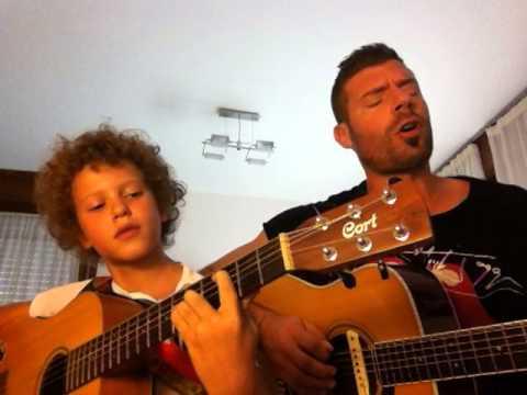 , title : 'Con la scusa del rock'n roll | Ligabue | Cover by Mirko Moriero e Samuel'
