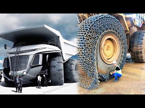 The Biggest Trucks In The World