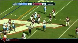 Kyshoen Jarrett vs North Carolina (2013)