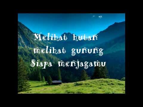 Download Lagu Opick ~ Taffakur With Lyrics Music Video