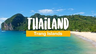 Trang Thailand  city photo : Amazing Thailand: Trang's paradise islands (GoPro Hero3)