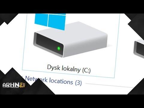 Dlaczego dyski zaczynają się od litery C:? | arhn.edu (видео)