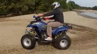 9. Quad Polaris 200 Phoenix