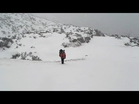 Snow Mountain, Bushcraft Overnight