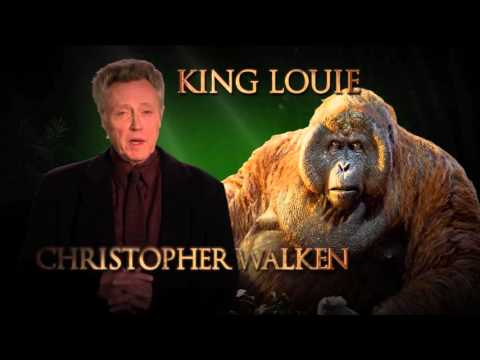 The Jungle Book (Christopher Walken is King Louie Spot)