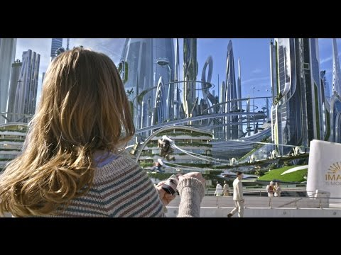 The Visual Effects of Tomorrowland