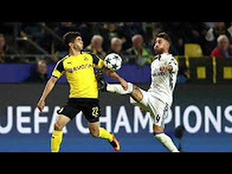 Borussia Dortmund vs Real Madrid 2-2 Goals & Highlights 27/09/2016
