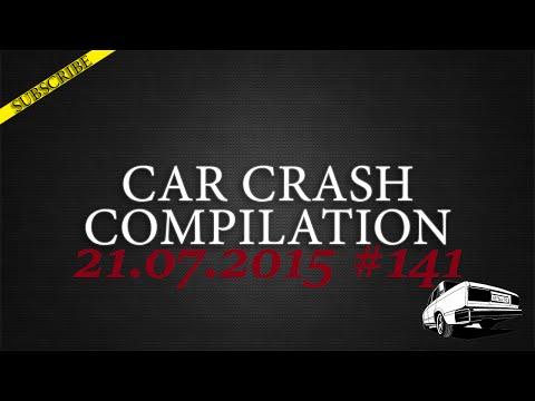 Car crash compilation #141 | Подборка аварий 21.07.2015