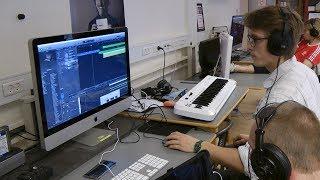 Elektronisk Musik og Sangskrivning - Hovedfag