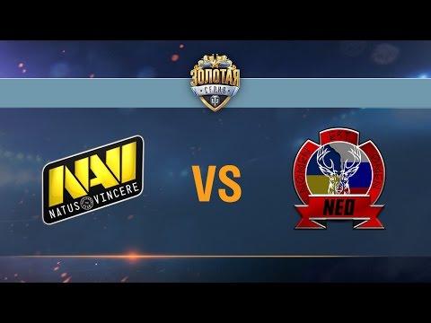 Natus Vincere G2A vs Nomen Est Omen - day 1 week 3 Season II Gold Series WGL RU 2016/17