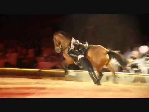 Viktor Kirka Trickriding Showreel 2015