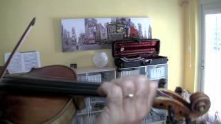 Learn Angelina Baker on the Fiddle by Fiddlerman