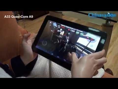 10 1 Inch Quad Core Tablet PC 'Kappa' $69.99