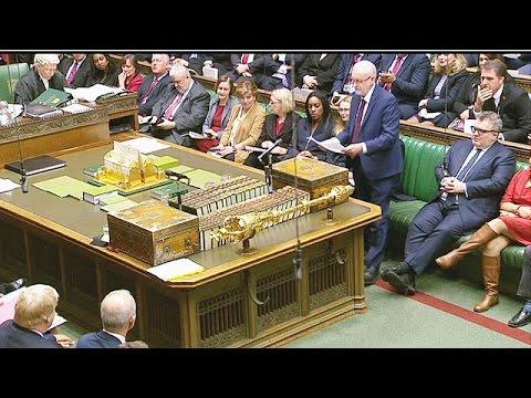 Οι αντιδράσεις της βρετανικής αντιπολίτευσης στις πρόωρες εκλογές