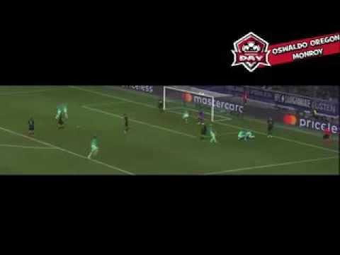 Barcelona vs Borussia Mnchengladbach RESUMEN