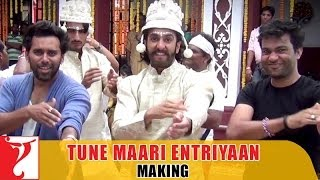 Video Making Of The Song - Tune Maari Entriyaan | Gunday | Ranveer Singh | Arjun Kapoor | Priyanka Chopra MP3, 3GP, MP4, WEBM, AVI, FLV Juni 2019
