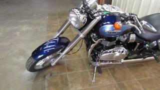 5. Pre-Owned 2008 Triumph America