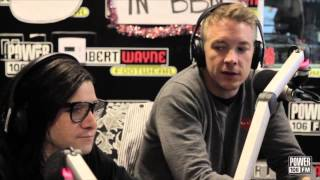 Skrillex + Diplo Talk Paris Hilton, Taylor Swift And JackÜ