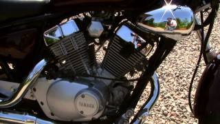8. Custom Yamaha V-Star/Virago 250 With Gutted Exhaust (1080P HD)