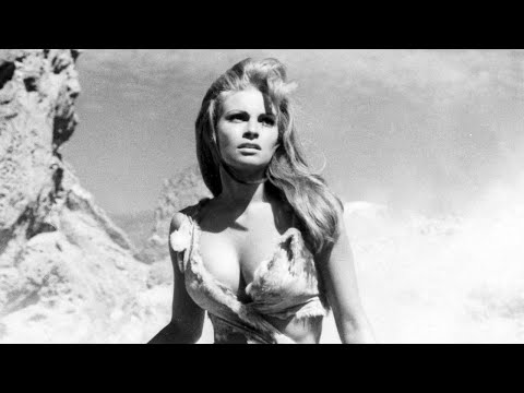 The Absolutely Stunning Raquel Welch