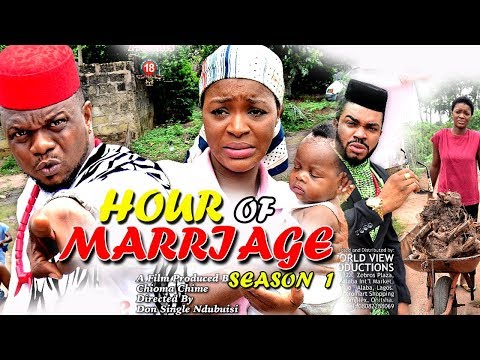 Hour Of Marriage Season 1 - (New Movie) 2018 Latest Nigerian Nollywood Movie Full HD | 1080p