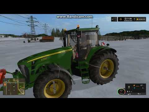 John Deere 8530 Sound Special Update By Ludmilla Power
