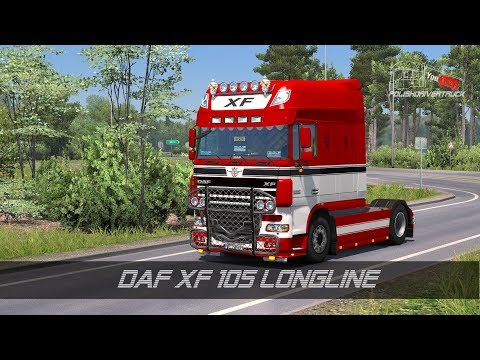 DAF XF 105 Longline v1.1
